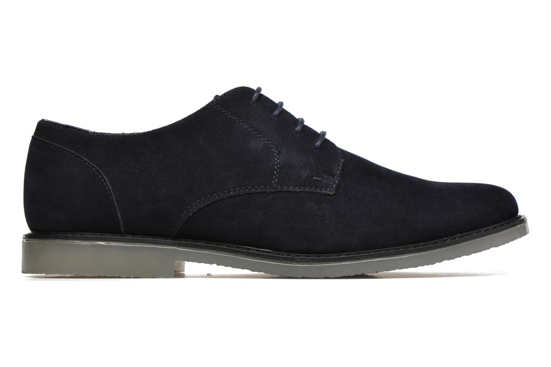 Lace-up shoes I Love Shoes SUPERBES Blue back view