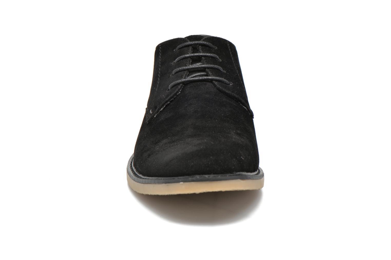 Lace-up shoes I Love Shoes SUPERBES Black model view