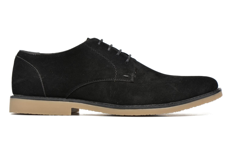 Lace-up shoes I Love Shoes SUPERBES Black back view