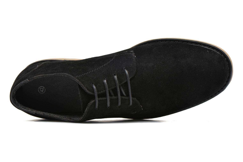 Chaussures à lacets I Love Shoes SUPERBES Noir vue gauche