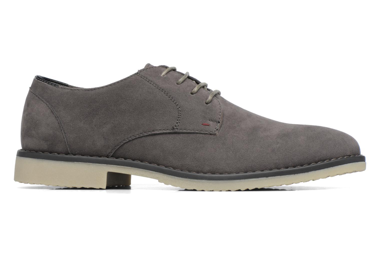 Scarpe con lacci I Love Shoes SUPERBES Grigio immagine posteriore