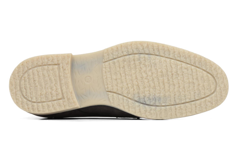Veterschoenen I Love Shoes SUPERBES Grijs boven