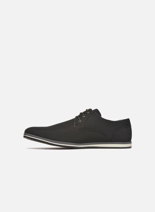 Chaussures à lacets I Love Shoes SUPERAS Noir vue face