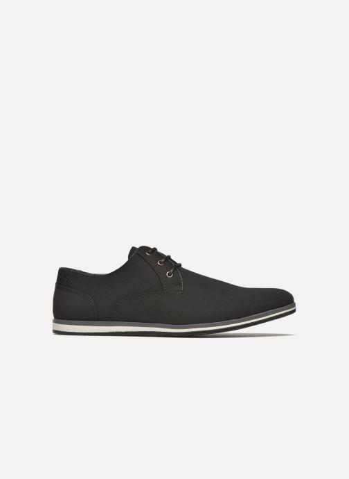 Scarpe con lacci I Love Shoes SUPERAS Nero immagine posteriore