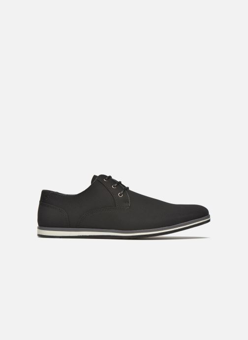 Schnürschuhe I Love Shoes SUPERAS schwarz ansicht von hinten