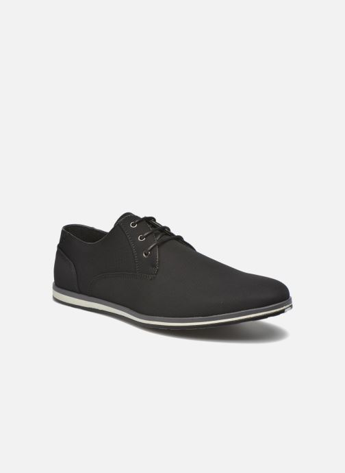 Zapatos con cordones I Love Shoes SUPERAS Negro vista de detalle / par