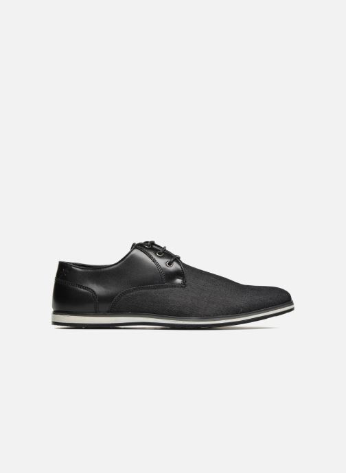 Zapatos con cordones I Love Shoes SUPERAS Negro vistra trasera
