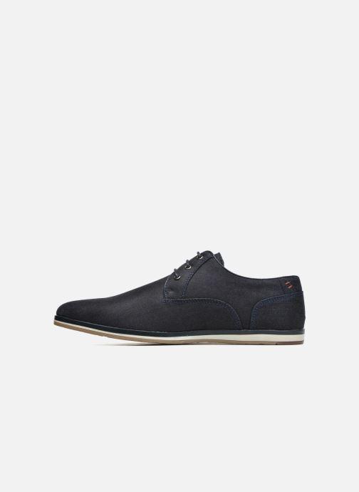 Zapatos con cordones I Love Shoes SUPERAS Azul vista de frente
