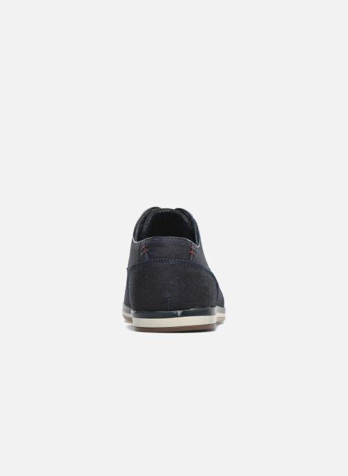 Scarpe con lacci I Love Shoes SUPERAS Azzurro immagine destra