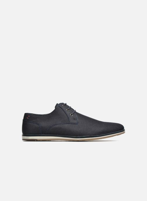 Chaussures à lacets I Love Shoes SUPERAS Bleu vue derrière