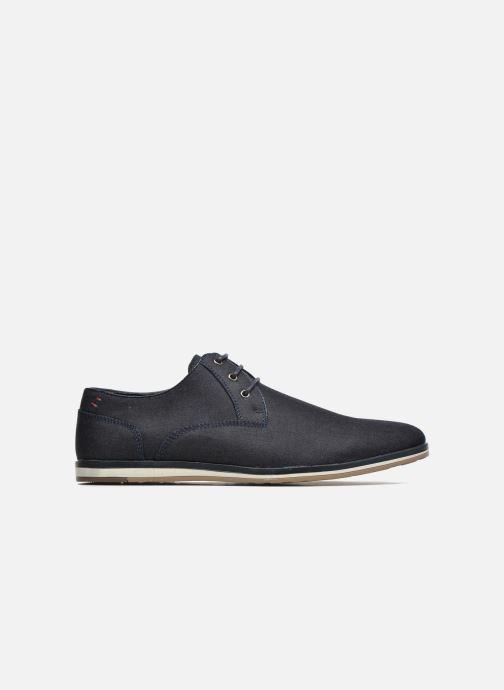 Zapatos con cordones I Love Shoes SUPERAS Azul vistra trasera