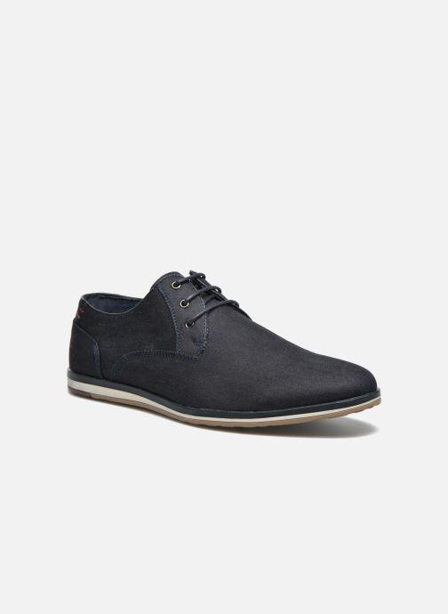 Chaussures à lacets I Love Shoes SUPERAS Bleu vue détail/paire