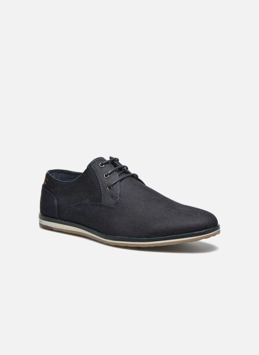 Zapatos con cordones I Love Shoes SUPERAS Azul vista de detalle / par
