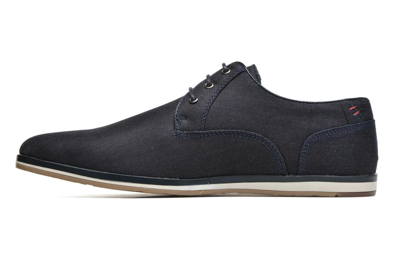 Veterschoenen I Love Shoes SUPERAS Blauw voorkant