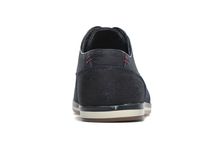Veterschoenen I Love Shoes SUPERAS Blauw rechts