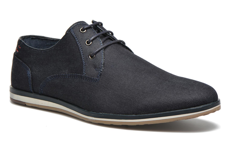 Veterschoenen I Love Shoes SUPERAS Blauw detail