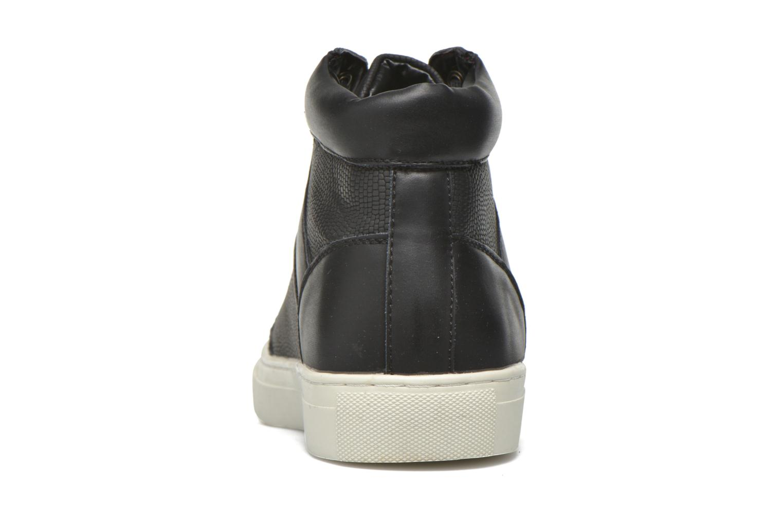 Baskets I Love Shoes SUPEES Noir vue droite