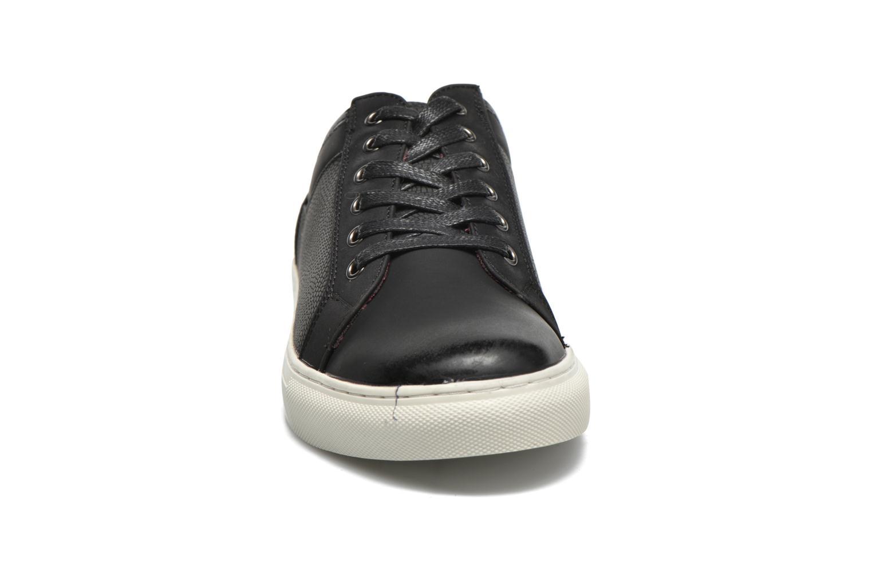 Baskets I Love Shoes SUPEZ Noir vue portées chaussures