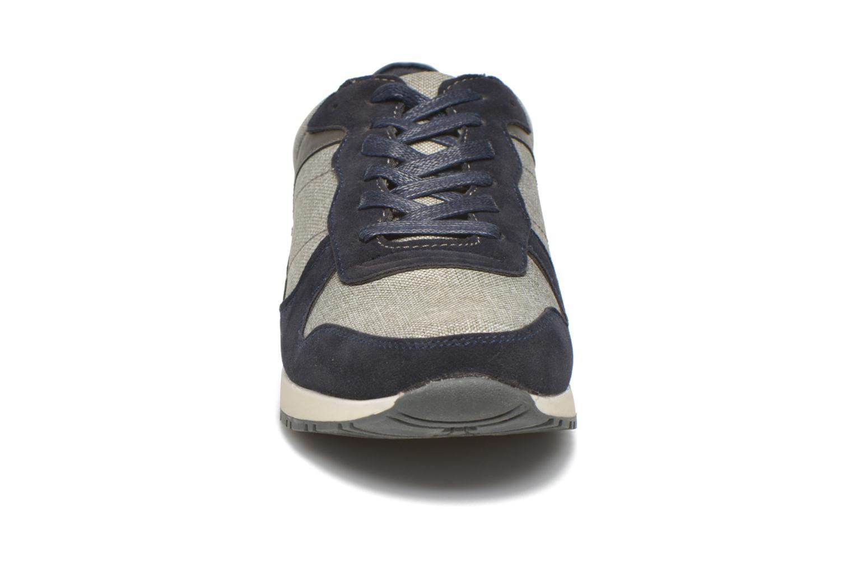 Baskets I Love Shoes SUPERVISE Gris vue portées chaussures