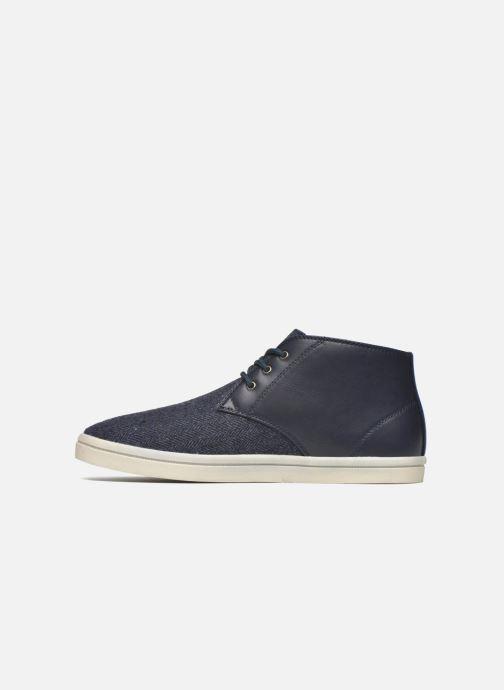 Deportivas I Love Shoes SUPEVRON Azul vista de frente