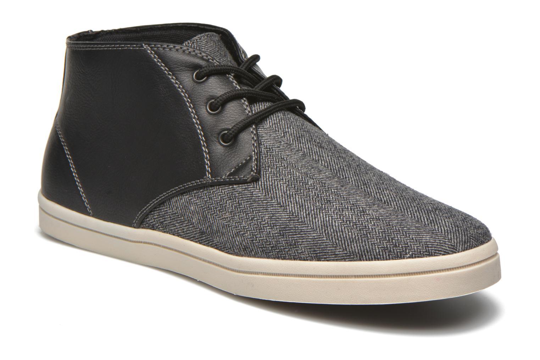 I Love Shoes SUPEVRON (Noir) - Baskets en Más cómodo Super rabais