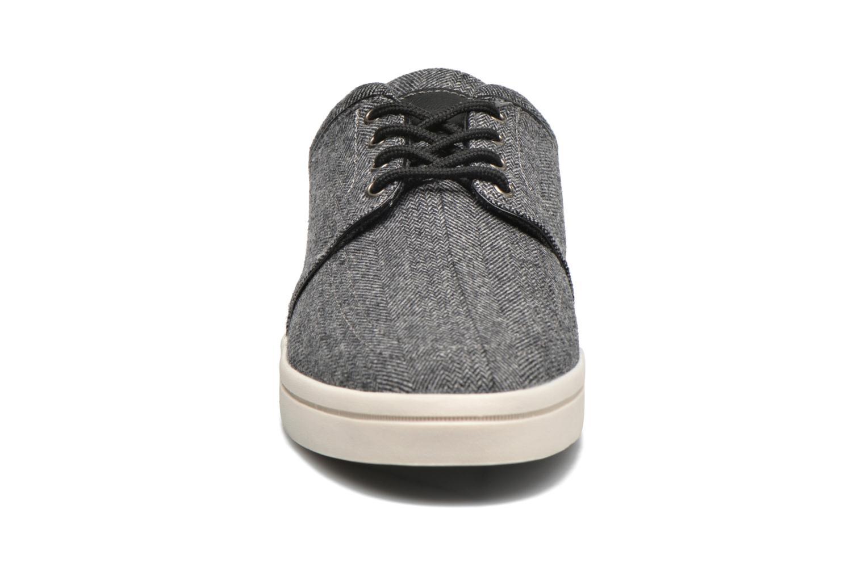Baskets I Love Shoes SUPECOURT Noir vue portées chaussures
