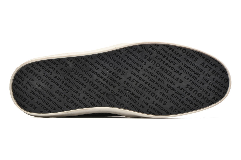 Baskets I Love Shoes SUPECOURT Noir vue haut