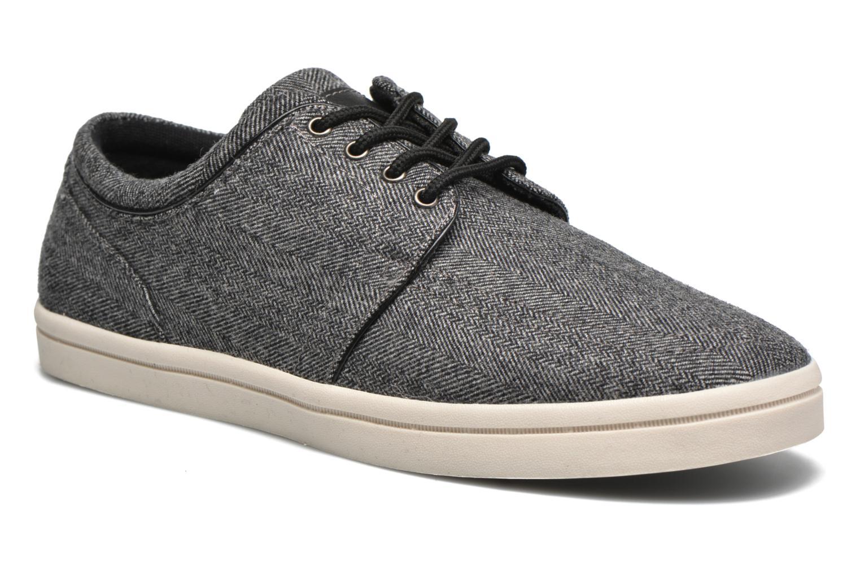 Baskets I Love Shoes SUPECOURT Noir vue détail/paire