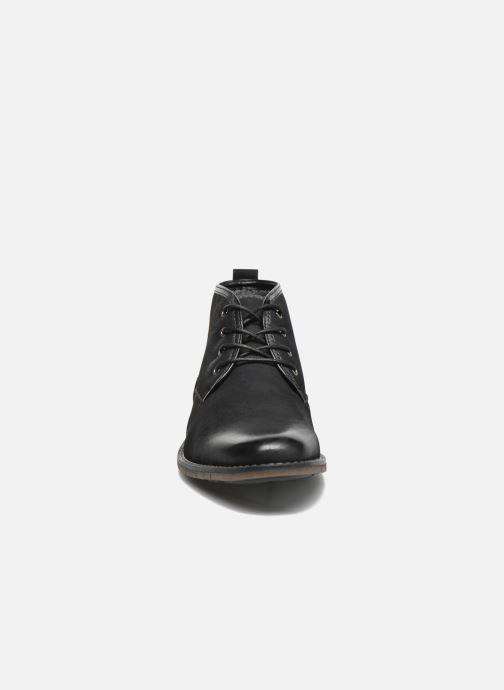 Ankle boots I Love Shoes SUPESUKKA Black model view