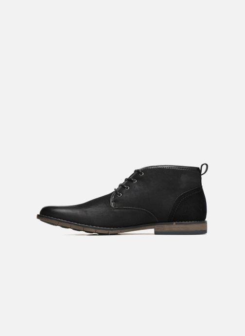 Boots en enkellaarsjes I Love Shoes SUPESUKKA Zwart voorkant