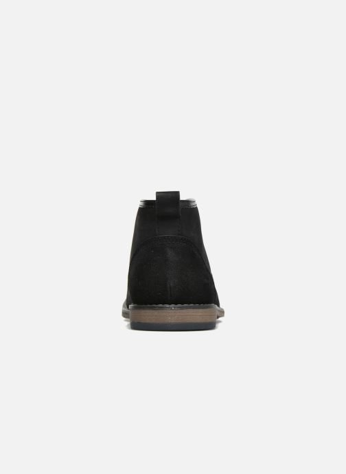 Ankle boots I Love Shoes SUPESUKKA Black view from the right
