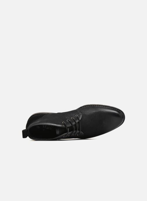 Botines  I Love Shoes SUPESUKKA Negro vista lateral izquierda