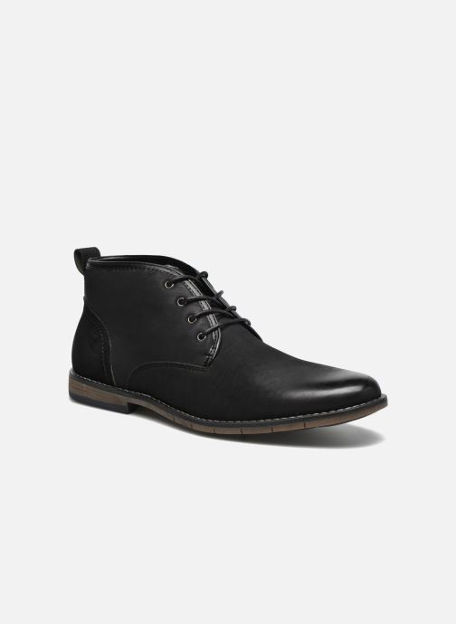 Ankle boots I Love Shoes SUPESUKKA Black detailed view/ Pair view