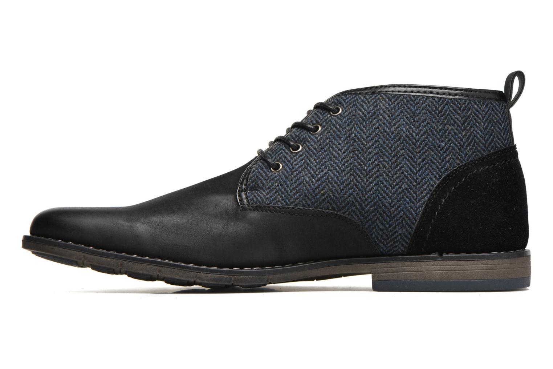 Bottines et boots I Love Shoes SUPESUKKA Noir vue face