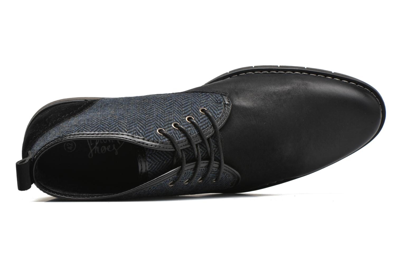 Bottines et boots I Love Shoes SUPESUKKA Noir vue gauche