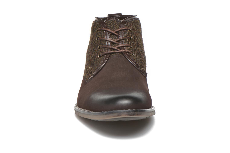 Bottines et boots I Love Shoes SUPESUKKA Marron vue portées chaussures