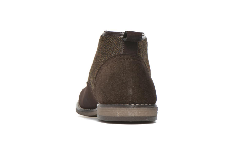 Bottines et boots I Love Shoes SUPESUKKA Marron vue droite