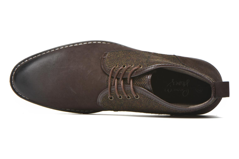 Bottines et boots I Love Shoes SUPESUKKA Marron vue gauche