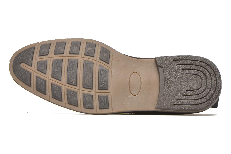 Bottines et boots I Love Shoes SUPESUKKA Marron vue haut
