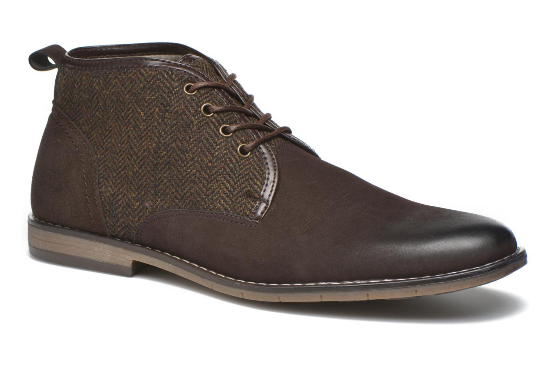 Bottines et boots I Love Shoes SUPESUKKA Marron vue détail/paire