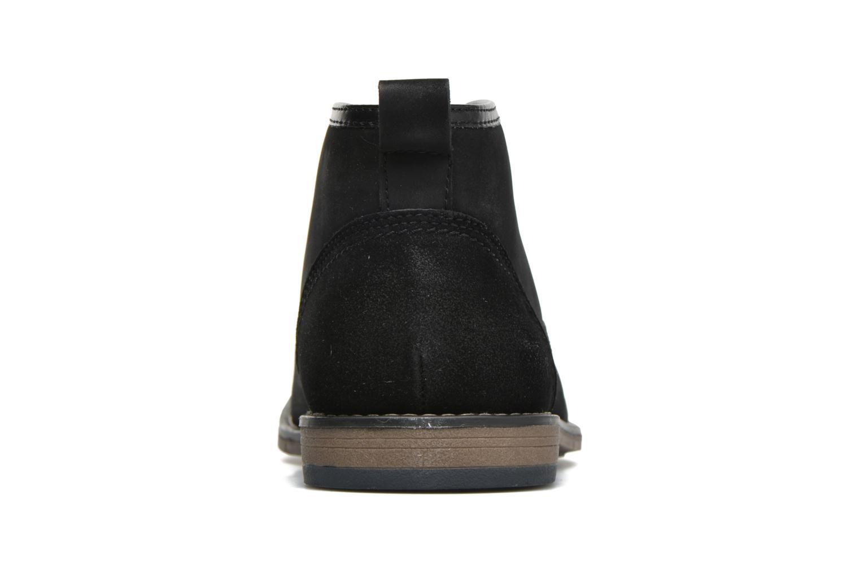 Bottines et boots I Love Shoes SUPESUKKA Noir vue droite