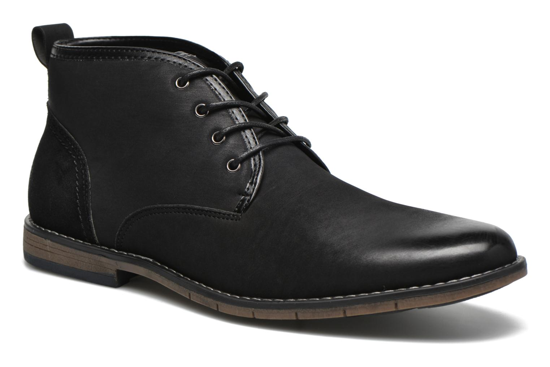 Bottines et boots I Love Shoes SUPESUKKA Noir vue détail/paire