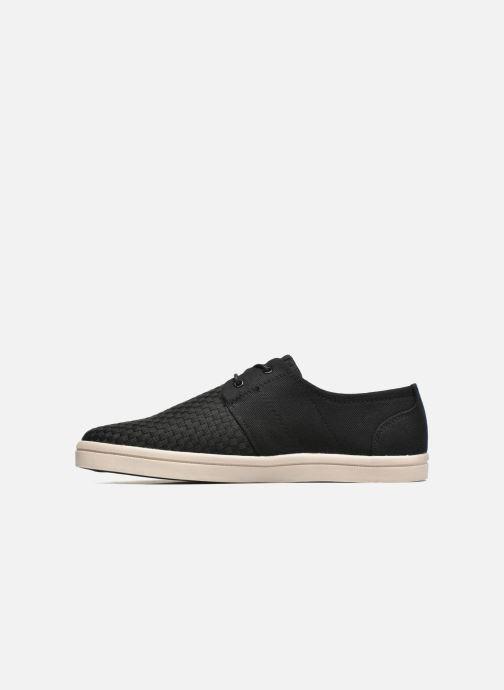 Baskets I Love Shoes SUPERIONS Noir vue face