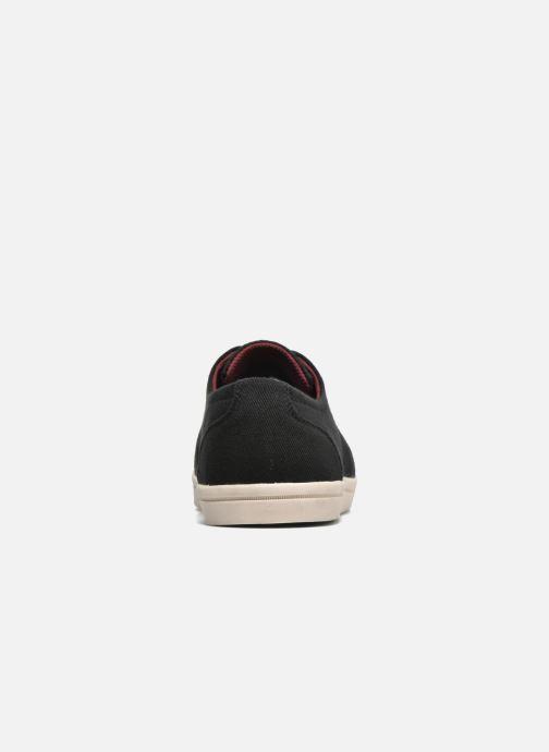 Deportivas I Love Shoes SUPERIONS Negro vista lateral derecha
