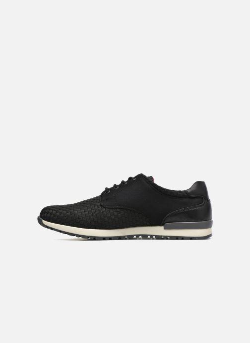 Baskets I Love Shoes SUPELIRE Noir vue face