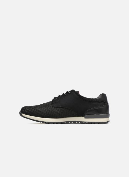 Trainers I Love Shoes SUPELIRE Black front view