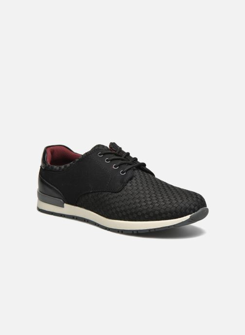 Trainers I Love Shoes SUPELIRE Black detailed view/ Pair view