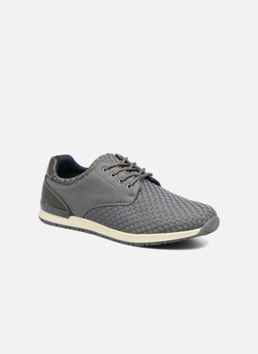 Baskets I Love Shoes SUPELIRE Gris vue détail/paire