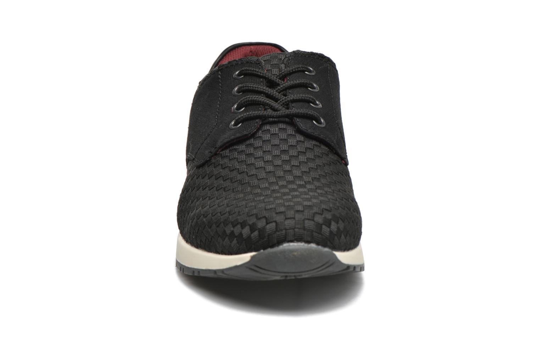 Baskets I Love Shoes SUPELIRE Noir vue portées chaussures