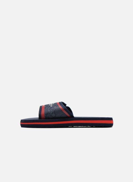 Sandali e scarpe aperte EURO 16 Marcel Kid Azzurro immagine frontale